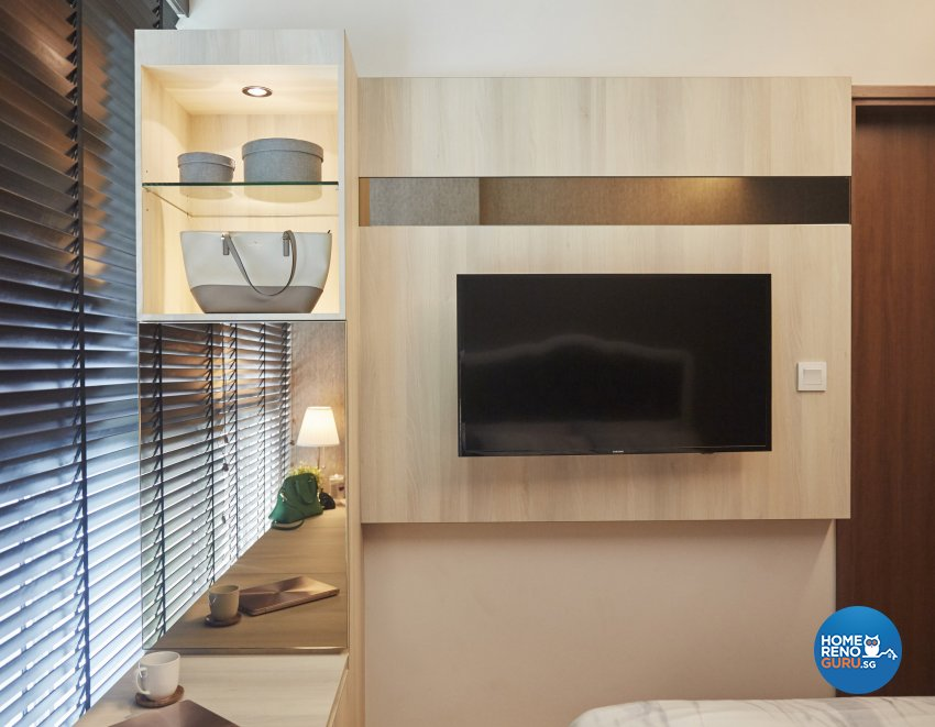 Eclectic, Minimalist, Scandinavian Design - Bedroom - Condominium - Design by Carpenters 匠