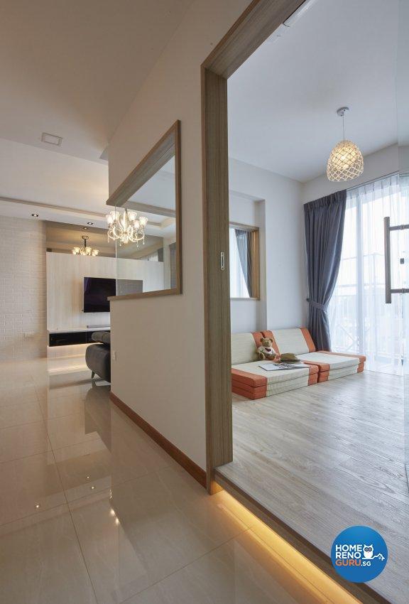 Eclectic, Minimalist, Scandinavian Design - Study Room - Condominium - Design by Carpenters 匠