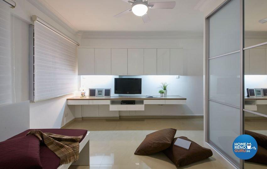 Scandinavian Design - Bedroom - Condominium - Design by Carpenters 匠