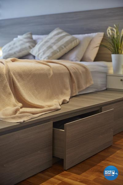 Contemporary, Industrial, Modern Design - Bedroom - Condominium - Design by Carpenters 匠