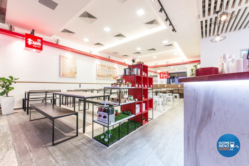 Eclectic, Industrial Design - Commercial - F&B - Design by Carpenters 匠