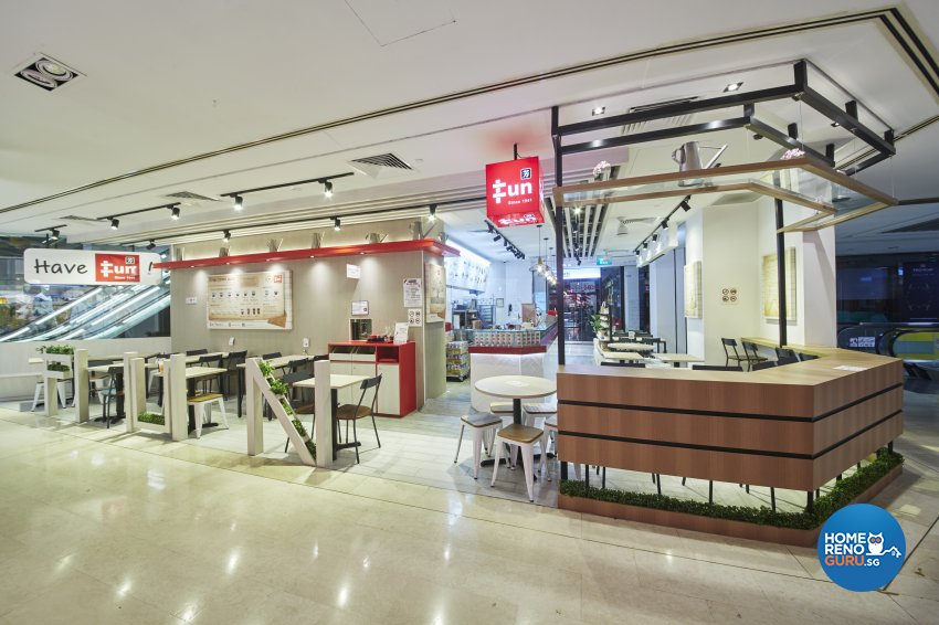 Industrial Design - Commercial - F&B - Design by Carpenters 匠