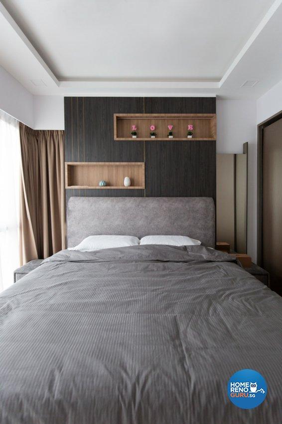 Eclectic, Modern, Scandinavian Design - Bedroom - Condominium - Design by Carpenters 匠