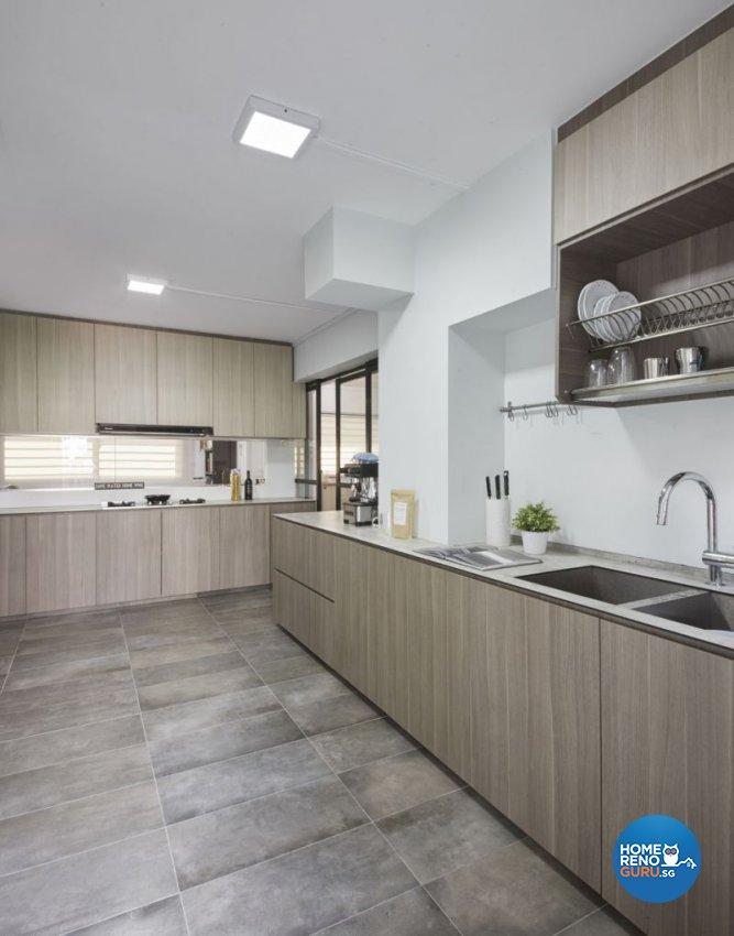Minimalist Hdb Design: Carpenters Hdb Resale 231 Bishan Street 23 2644