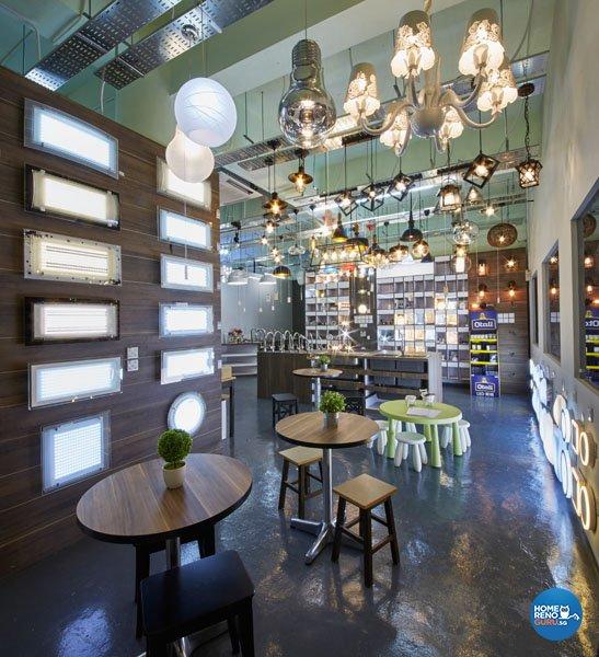 Contemporary, Scandinavian Design - Commercial - Retail - Design by Carpenters 匠