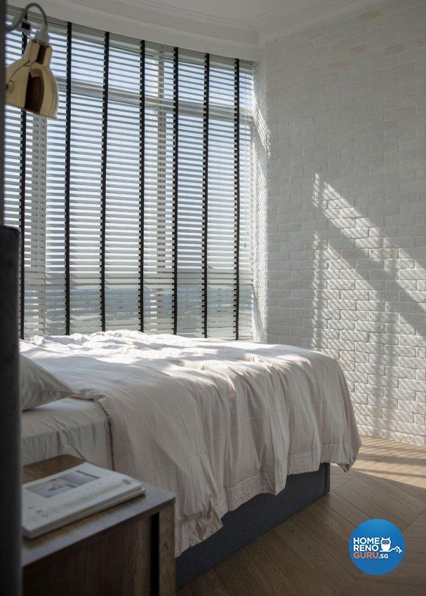Country Design - Bedroom - Condominium - Design by Carpenters 匠