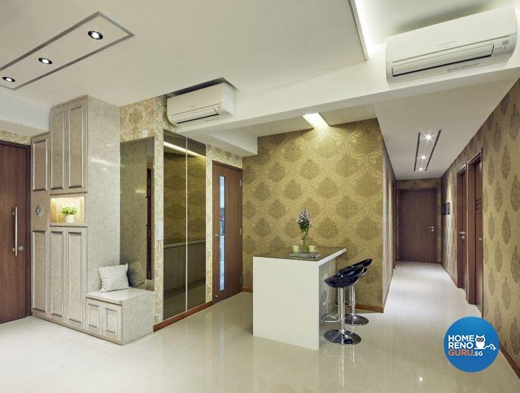 Classical, Victorian Design - Dining Room - Condominium - Design by Carpenters 匠