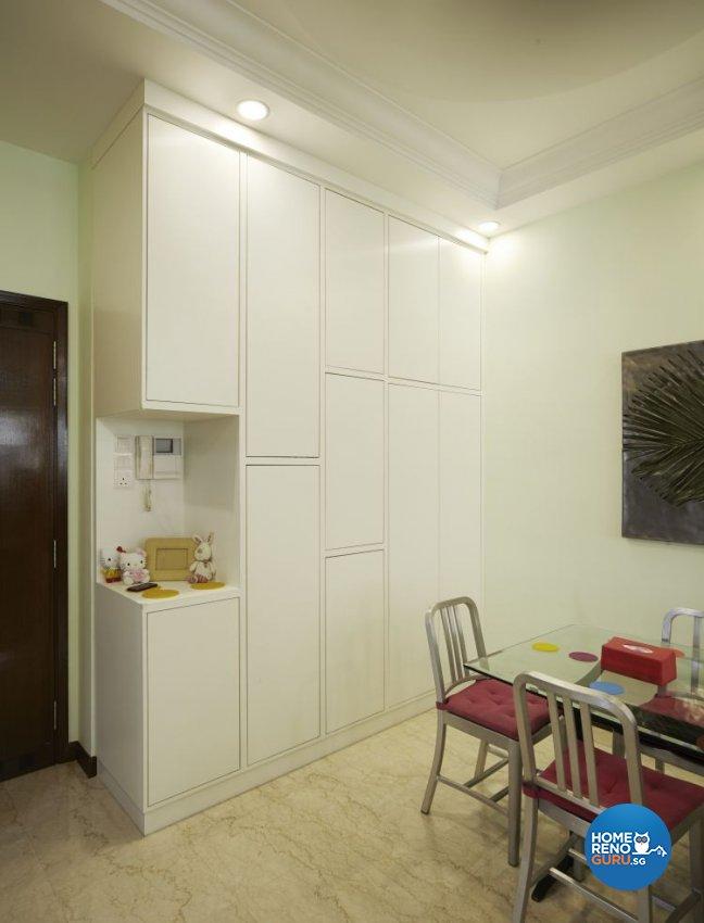 Contemporary, Eclectic, Modern Design - Dining Room - Condominium - Design by Carpenters 匠