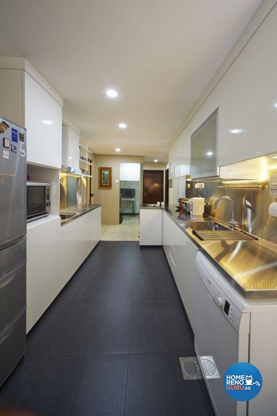 Contemporary, Eclectic, Modern Design - Kitchen - Condominium - Design by Carpenters 匠