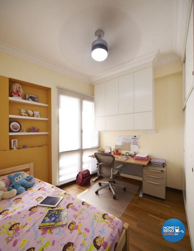 Contemporary, Eclectic, Modern Design - Bedroom - Condominium - Design by Carpenters 匠