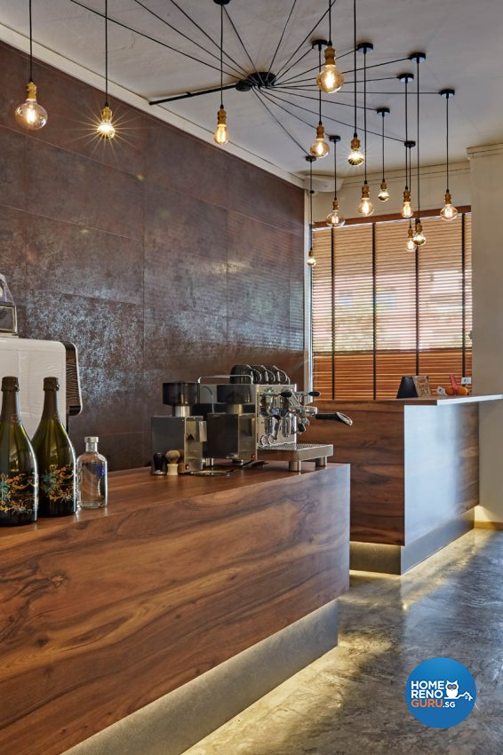 Eclectic, Industrial Design - Commercial - Others - Design by Carpenters 匠