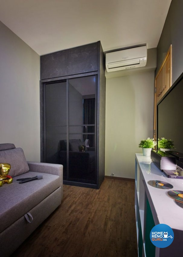 Classical, Modern Design - Entertainment Room - Condominium - Design by Carpenters 匠