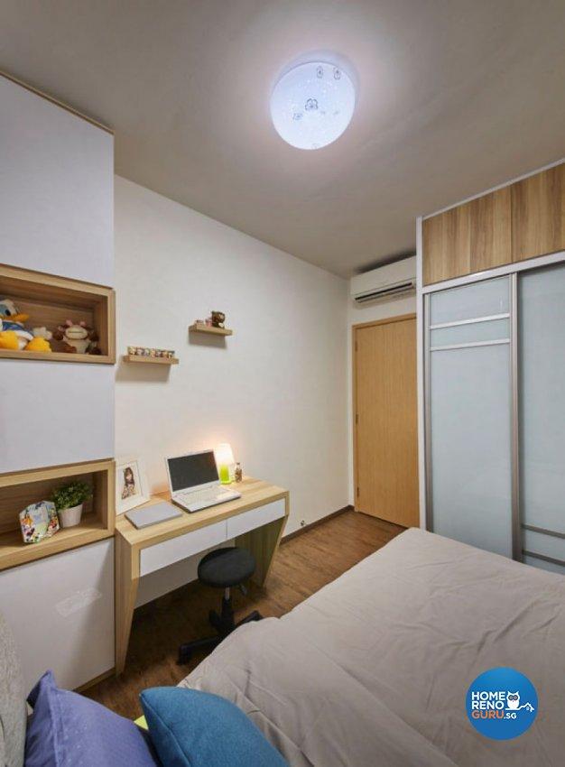 Classical, Modern Design - Study Room - Condominium - Design by Carpenters 匠