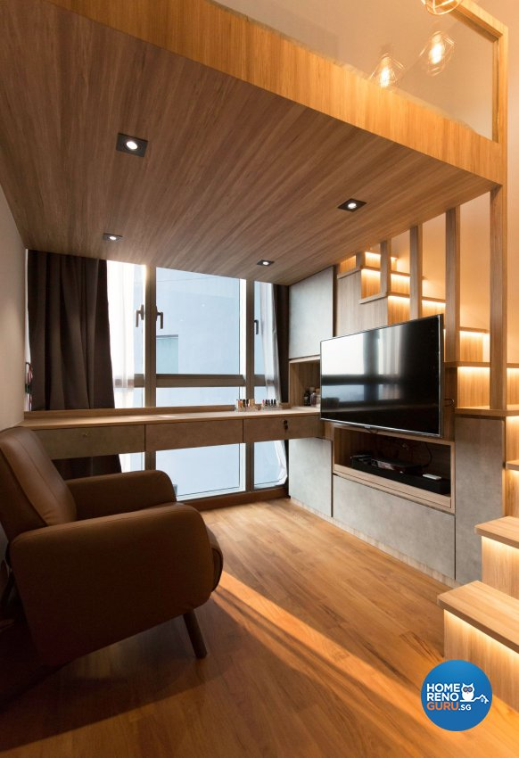 Modern Design - Bedroom - Condominium - Design by Carpenters 匠