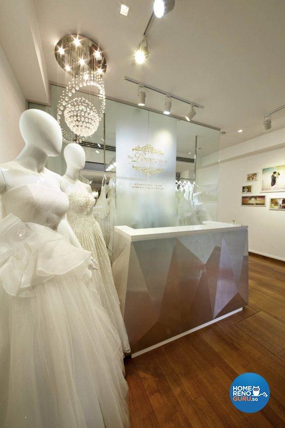 Eclectic, Scandinavian, Victorian Design - Commercial - Retail - Design by Carpenters 匠