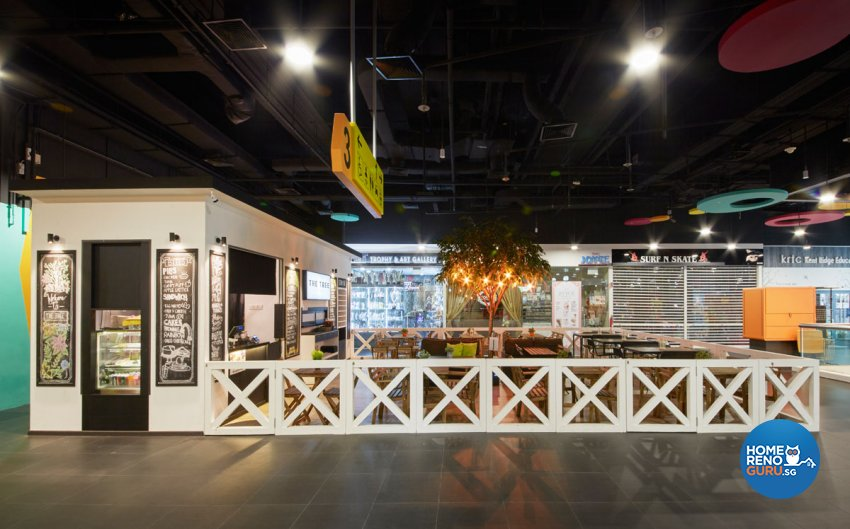 Classical, Country, Industrial Design - Commercial - F&B - Design by Carpenters 匠
