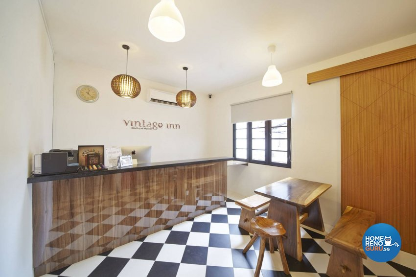 Victorian, Vintage Design - Commercial - Others - Design by Carpenters 匠