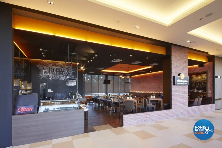 Country, Industrial, Mediterranean Design - Commercial - F&B - Design by Carpenters 匠