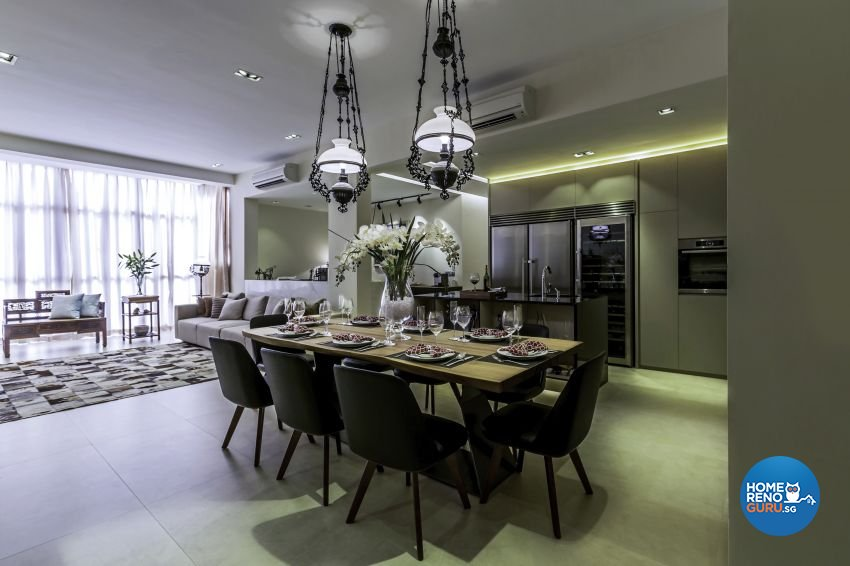 Vintage Design - Dining Room - Others - Design by Chapter B Pte Ltd
