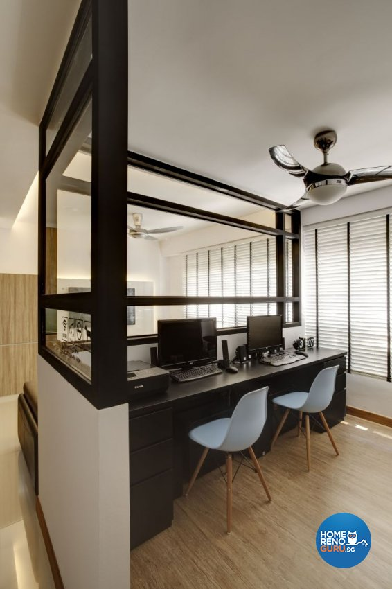 Study Room 40000: Chapter B Pte Ltd Tampines Green Leaf 2339