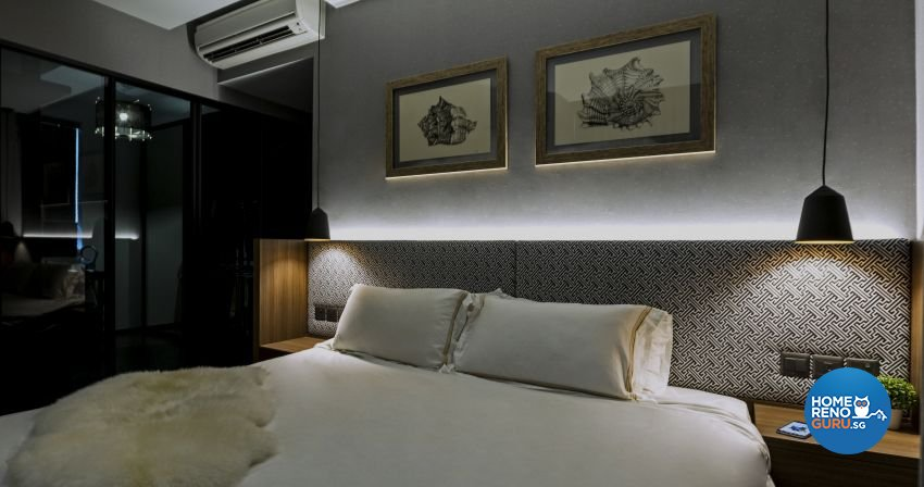 Classical, Contemporary, Modern Design - Bedroom - Condominium - Design by Chapter B Pte Ltd