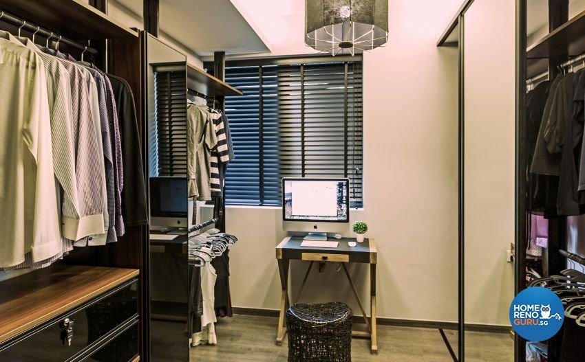Classical, Contemporary, Modern Design - Bedroom - Condominium - Design by Chapter B Pte Ltd