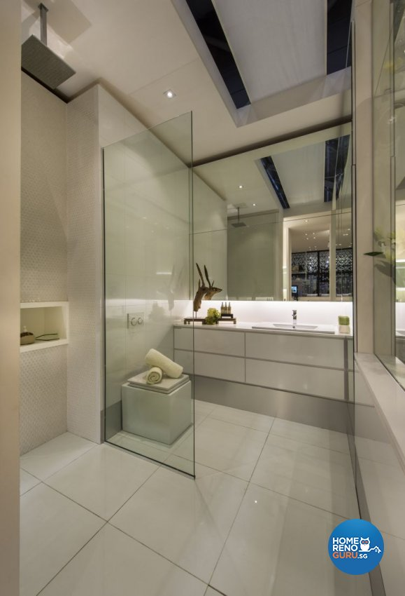 Industrial, Modern Design - Bathroom - Others - Design by Ciseern by designer furnishings Pte Ltd