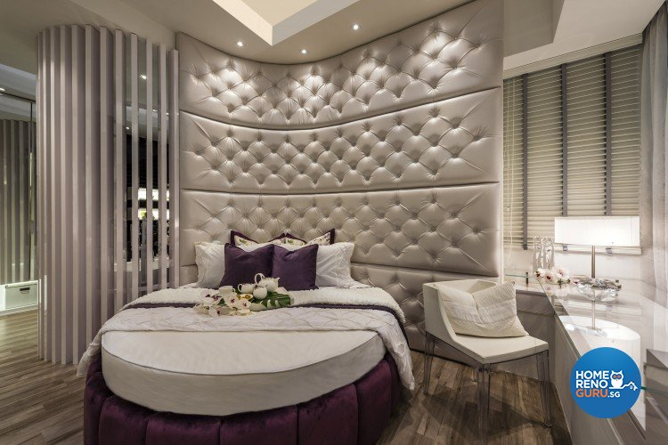 Modern Design - Bedroom -  - Design by Ciseern by designer furnishings Pte Ltd