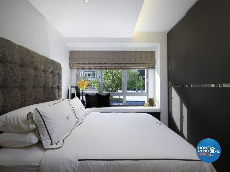Minimalist, Modern, Scandinavian Design - Bedroom - Condominium - Design by Ciseern by designer furnishings Pte Ltd