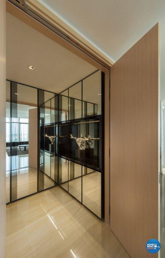 Contemporary, Modern, Scandinavian Design - Living Room - Condominium - Design by Ciseern by designer furnishings Pte Ltd