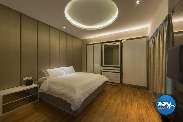 Contemporary, Modern, Scandinavian Design - Bedroom - Condominium - Design by Ciseern by designer furnishings Pte Ltd