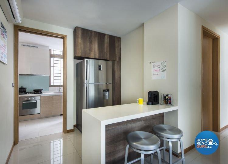 Eclectic, Industrial, Modern Design - Kitchen - Condominium - Design by Ciseern by designer furnishings Pte Ltd