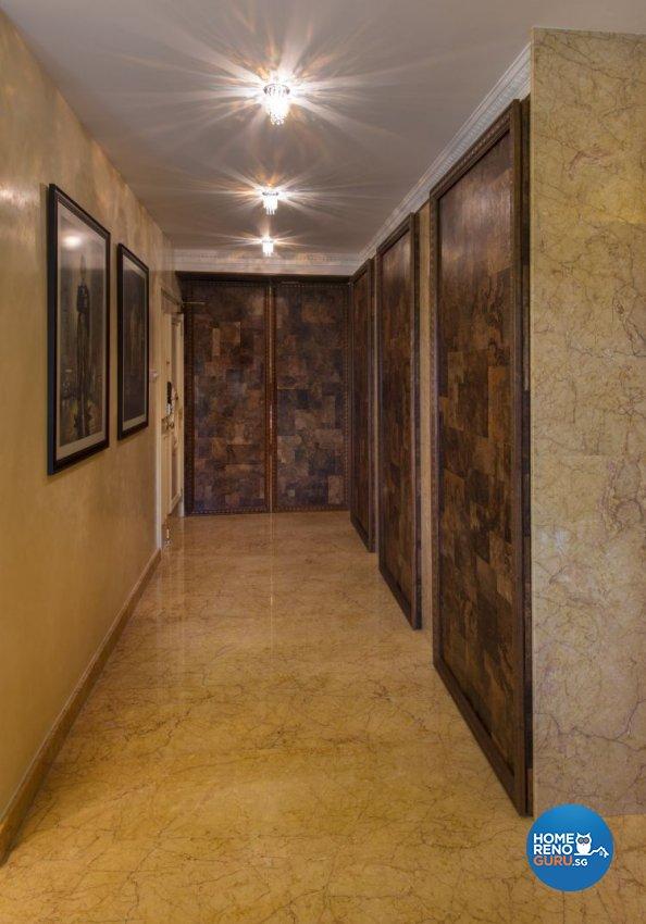 Modern, Retro, Victorian Design - Living Room - Condominium - Design by Ciseern by designer furnishings Pte Ltd