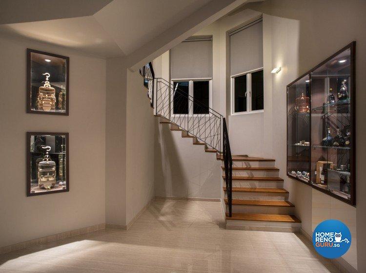 Contemporary, Minimalist, Modern Design - Living Room - Landed House - Design by Ciseern by designer furnishings Pte Ltd