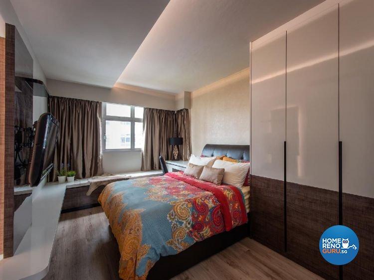 Contemporary, Modern, Scandinavian Design - Bedroom - Others - Design by Ciseern by designer furnishings Pte Ltd