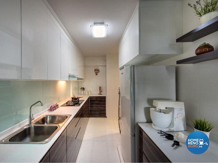 Contemporary, Modern, Scandinavian Design - Kitchen - Others - Design by Ciseern by designer furnishings Pte Ltd