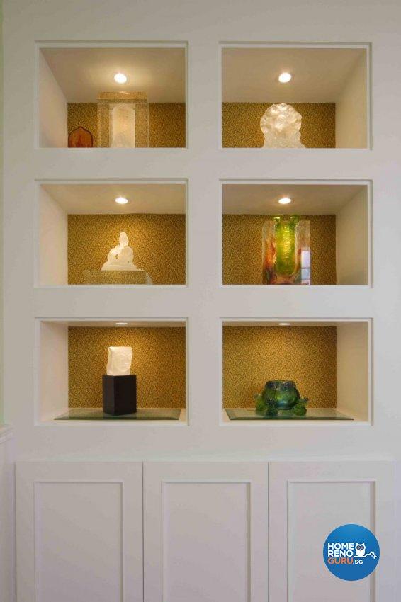 Classical, Modern, Scandinavian Design - Living Room - Condominium - Design by Ciseern by designer furnishings Pte Ltd