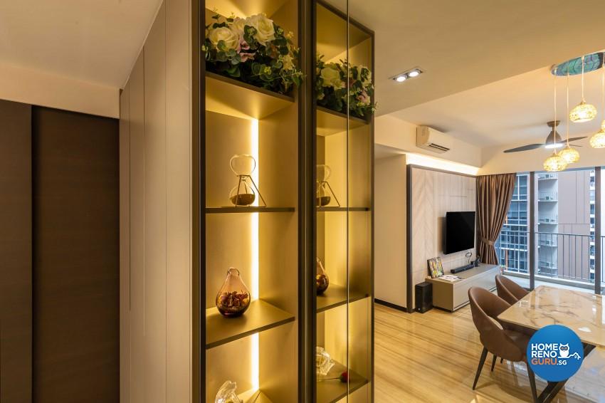 Modern Design - Dining Room - Condominium - Design by Ciseern by designer furnishings Pte Ltd