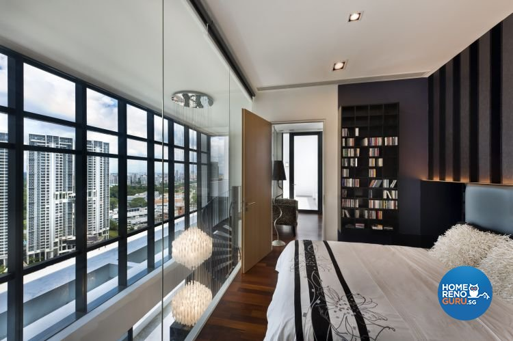 Classical, Contemporary, Modern Design - Bedroom - Condominium - Design by Ciseern by designer furnishings Pte Ltd