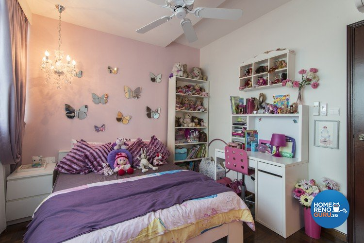 Contemporary, Modern Design - Bedroom - Condominium - Design by Concept Living Pte Ltd