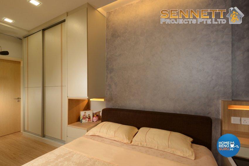 Others Design - Bedroom - Condominium - Design by Sennett Projects Pte Ltd
