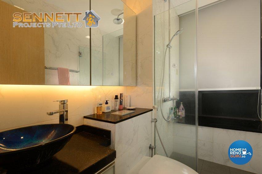 Others Design - Bathroom - Condominium - Design by Sennett Projects Pte Ltd