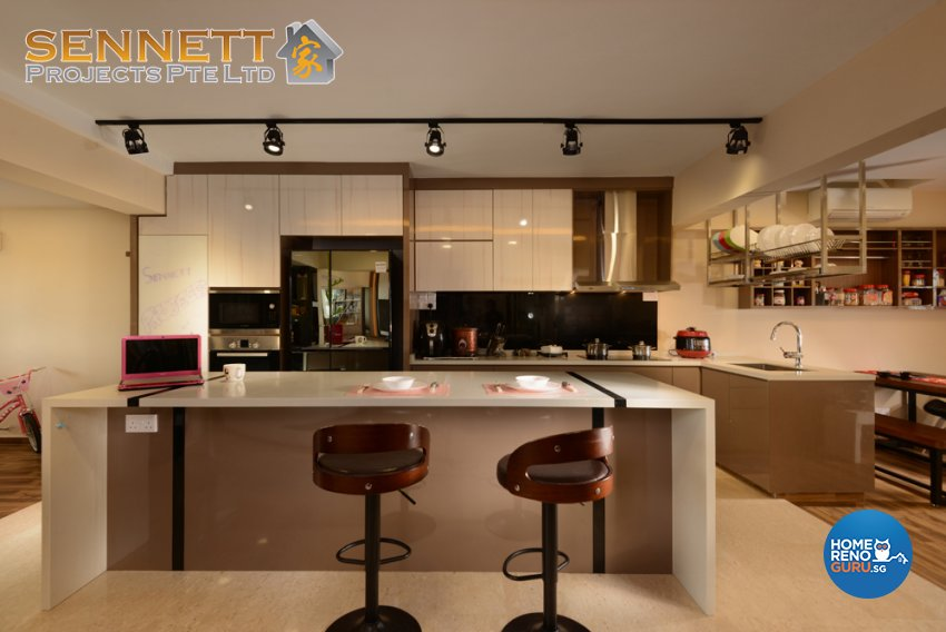Classical Design - Kitchen - Others - Design by Sennett Projects Pte Ltd