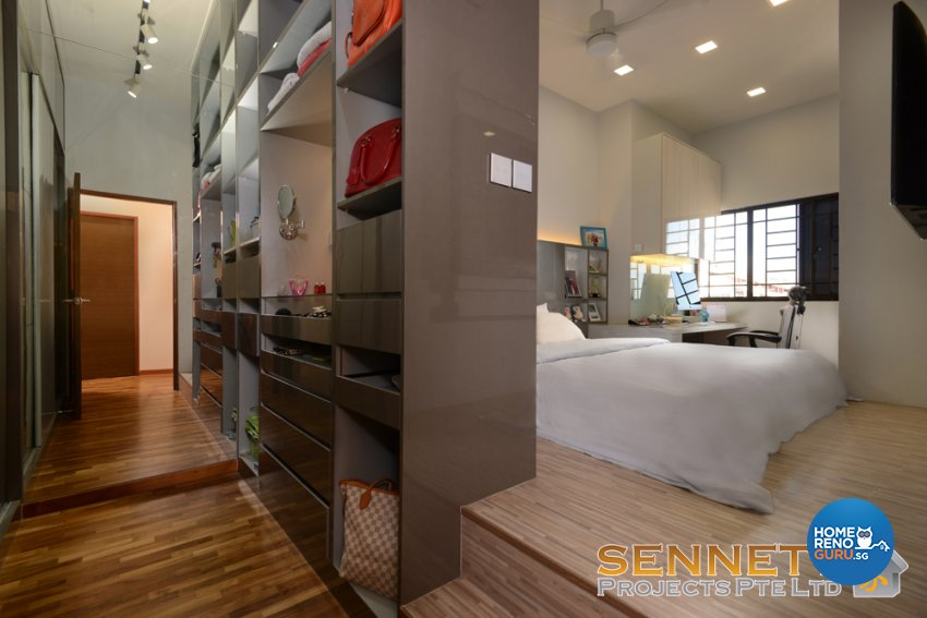 Classical Design - Bedroom - Others - Design by Sennett Projects Pte Ltd