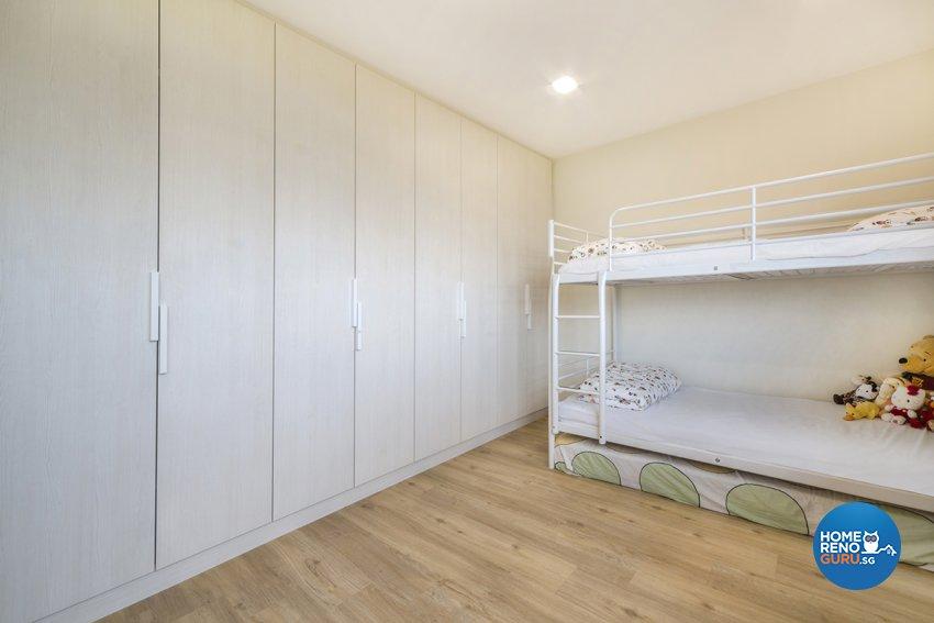 Scandinavian Design - Bedroom - HDB 5 Room - Design by Cozy Ideas Interior Design Pte Ltd