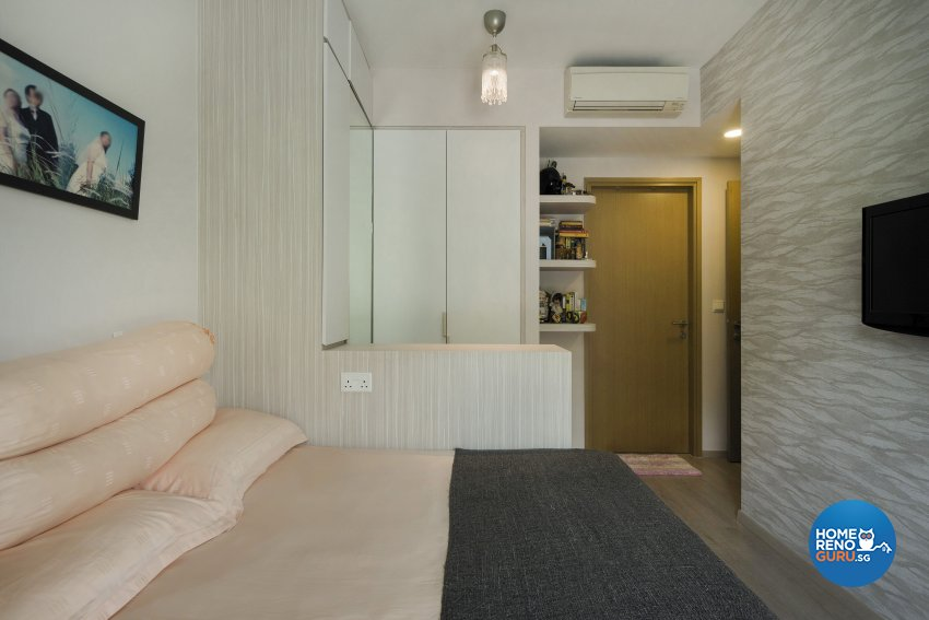 Contemporary, Modern, Scandinavian Design - Bedroom - Condominium - Design by Cozy Ideas Interior Design Pte Ltd