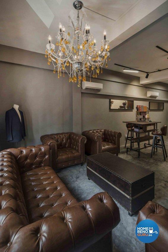 Vintage Design - Commercial - Retail - Design by Cozy Ideas Interior Design Pte Ltd