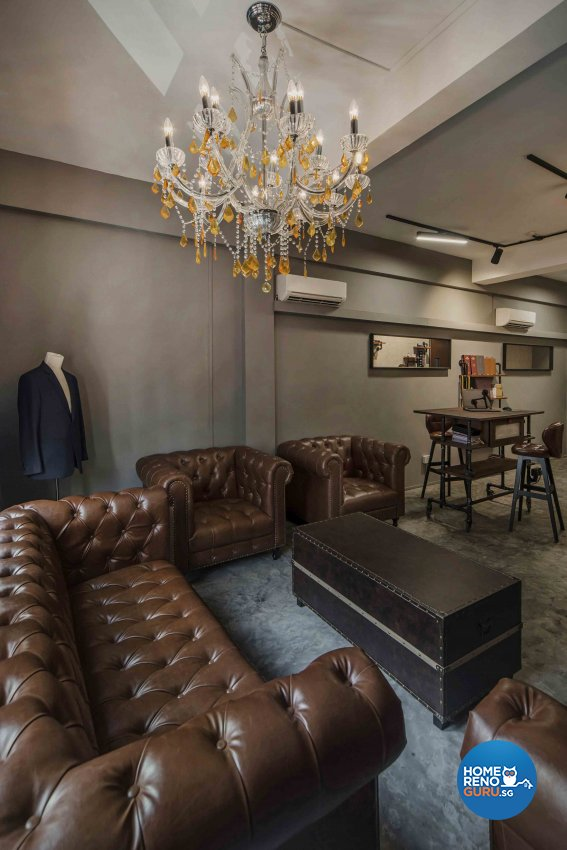 Vintage Design - Commercial - Retail - Design by Cozy Ideas Interior Design Pte Ltd