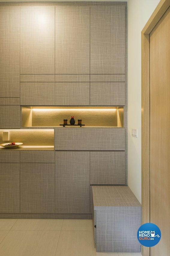 Contemporary Design - Living Room - Condominium - Design by Cozy Ideas Interior Design Pte Ltd