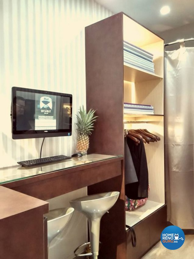 Classical, Contemporary Design - Commercial - Retail - Design by Cozy Ideas Interior Design Pte Ltd